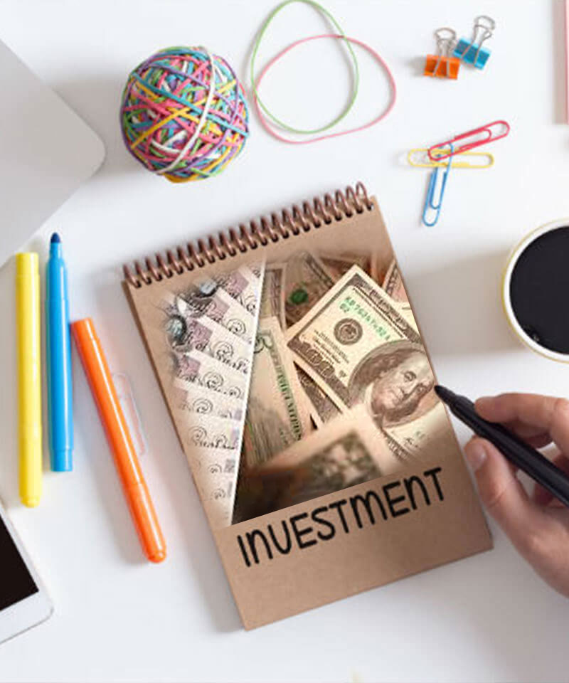 Online Investment Saving Plans